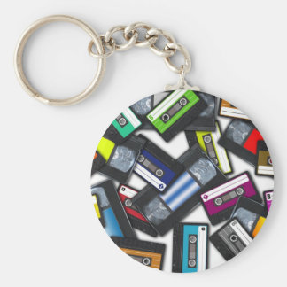 Tapes Key Chains