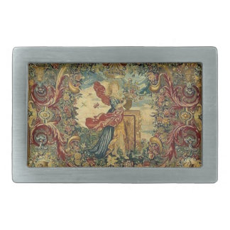 Tapestry (Change Shape) - Rectangular Belt Buckle