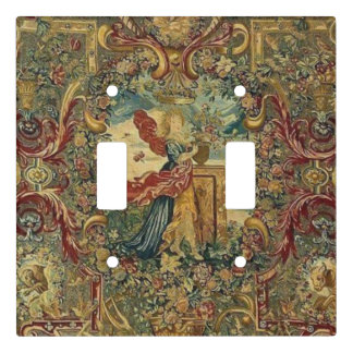 Tapestry Christmas - Light Switch Cover