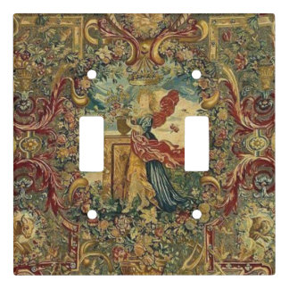 Tapestry - light switch cover