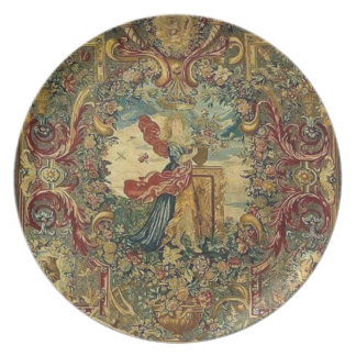 Tapestry - plate