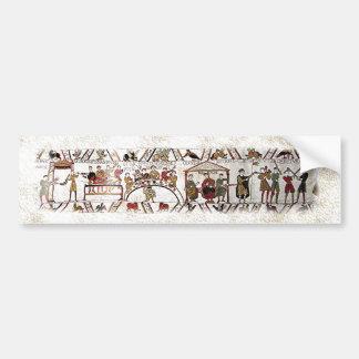Tapestry - Scene Bumper Sticker