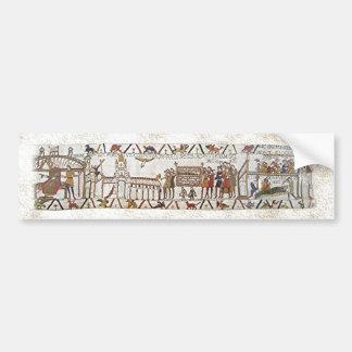 Tapestry - Scene Bumper Stickers