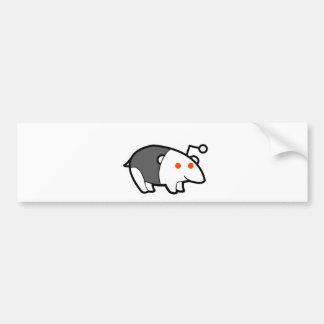 Tapir Bumper Sticker