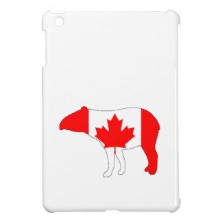 Tapir Canada iPad Mini Cover