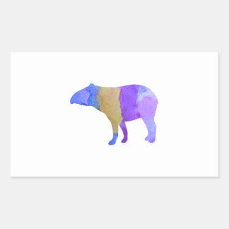 Tapir Sticker