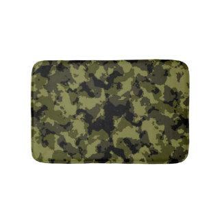 Tapis De Bain Les militaires de camouflage dénomment