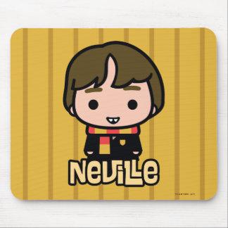 Tapis De Souris Art de personnage de dessin animé de Neville