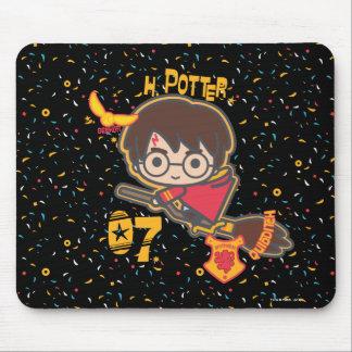 Tapis De Souris Chercheur de Harry Potter Quidditch de bande