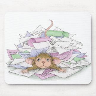 Tapis de souris de Designs® de Maison-Souris
