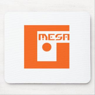 Tapis de souris de logo de MESA de geek