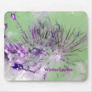 Tapis de souris de WinterSpines