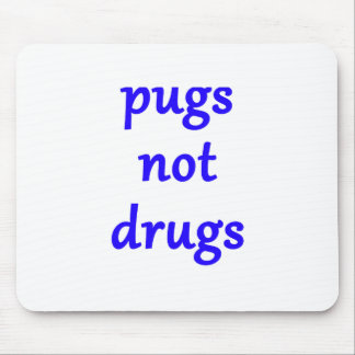 Tapis De Souris drogues de carlins pas
