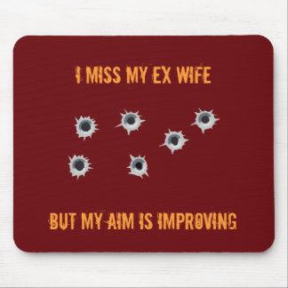 Tapis de souris ex d'épouse