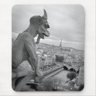 Tapis De Souris Gargouille Mousepad de Notre Dame