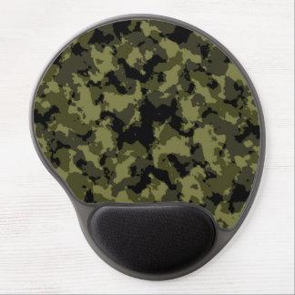 Tapis De Souris Gel Motif militaire de style de camouflage
