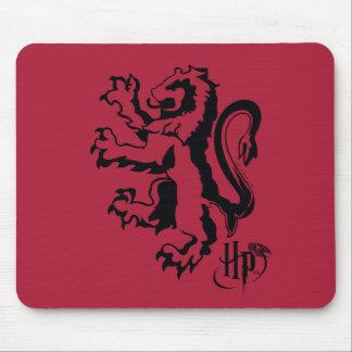 Tapis De Souris Icône de lion de Harry Potter | Gryffindor