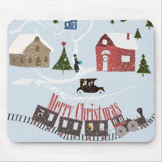Tapis De Souris Joyeux Noël