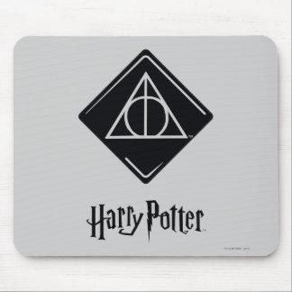 Tapis De Souris Le charme | de Harry Potter de mort sanctifie