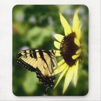 Tapis De Souris Papillon de machaon de tigre