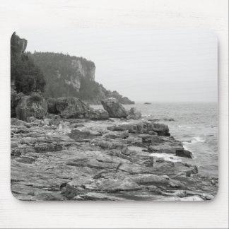 Tapis de souris rocheux de Shoreline