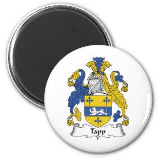Tapp Family Crest Magnet