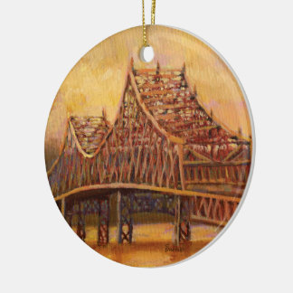 Tappan Zee Holiday Ornament