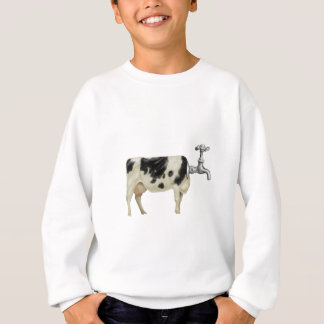 Tapped Cow Sweatshirt
