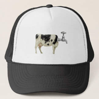 Tapped Cow Trucker Hat
