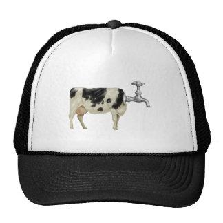 Tapped Cow Trucker Hat