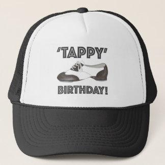 Tappy Happy Birthday Tap Dance Teacher Tapdance Trucker Hat
