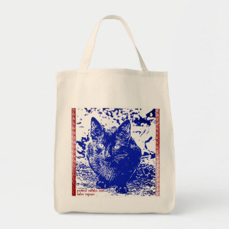 Tapuio Panther Shopping Bag