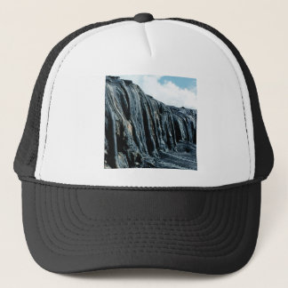 tar flow trucker hat