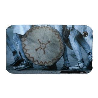 Tarahumara Indians Tambourine iPhone 3 Case-Mate Cases
