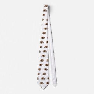 Tarantula Fuzzy Spider Tie
