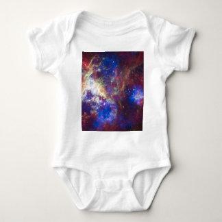 Tarantula Nebula Baby Bodysuit