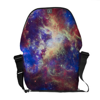 Tarantula Nebula Messenger Bag