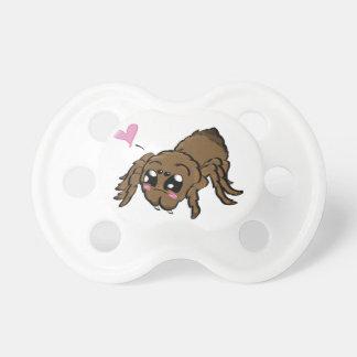 Tarantulove! Baby Pacifiers