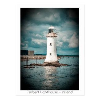 Tarbert Lighthouse Postcard