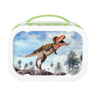 Tarbosaurus Bataar Cretaceous Theropod Dinosaur Lunch Box