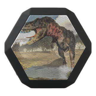 Tarbosaurus dinosaur - 3D render Black Bluetooth Speaker