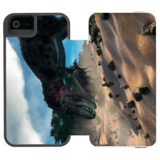 Tarbosaurusnext to liban cedar forest incipio watson™ iPhone 5 wallet case