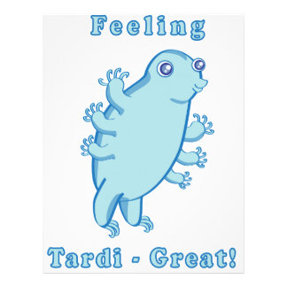 Tardi-Great! Letterhead