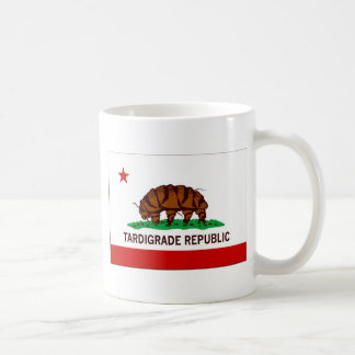 Tardigrade Republic Flag Coffee Mug