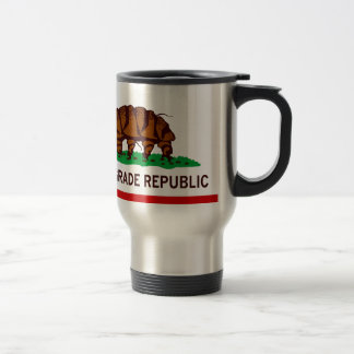 Tardigrade Republic Flag Travel Mug