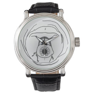 Tardigrade Water Bear Face Watch