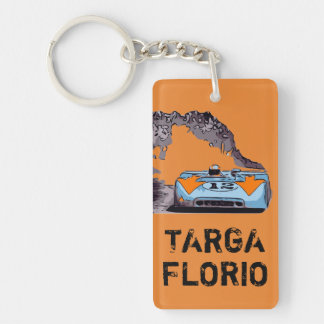 TARGA FLORIO RACE KEYCHAIN