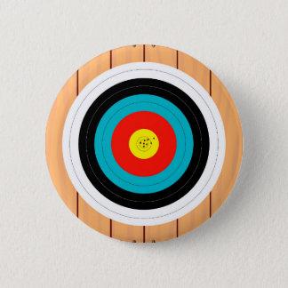 Target 2 Inch Round Button