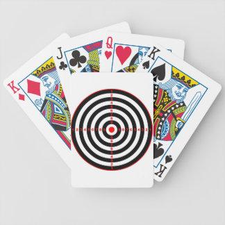 Target Bicycle Playing Cards