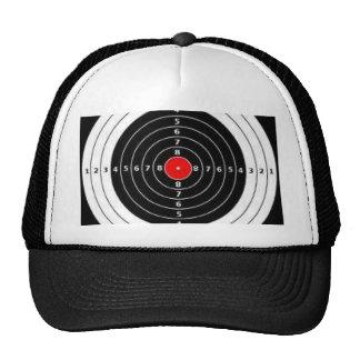 TARGET TRUCKER HATS